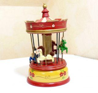 Weihnachten Weihnachts Spieluhr aus Holz Melodie  Jingle Bells # 2