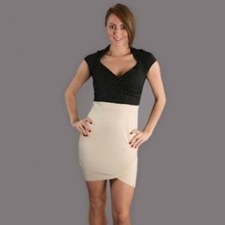 Pepper Tree Kleid BETTY SPOT DRESS black Bekleidung