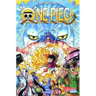 One Piece, Band 65 Eiichiro Oda, Antje Bockel Bücher