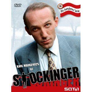 Stockinger   Die komplette Serie (4 DVDs) Karl Markovics