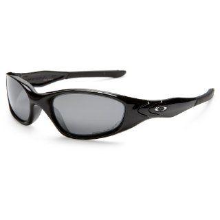 Oakley Minute 2.0 Metallic Black/Black Iridium Polarized Sunglasses