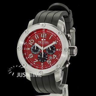 TW STEEL TW 124 New Tech Collection Chronograph NEU!!!