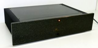 Exklusiv P1   High End Power Amplifier Endstufe mit Marmorfront (123