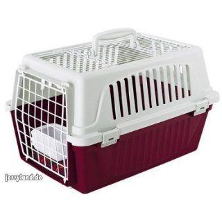 Ferplast Atlas 20 Open Top Dog & Cat Carrier Haustier
