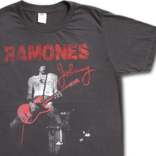 JOHNNY JOEY DEEDEE TOMMY RAMONES PUNK ROCK VINTAGE FAN T SHIRT M L