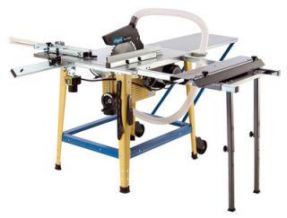 Scheppach Tischkreissäge tku 4000 400 V, 4,2 kW Kreissäge tku4000