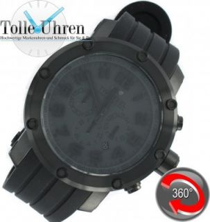 TW Steel TW 129 Tech Collection Kautschukband 48mm
