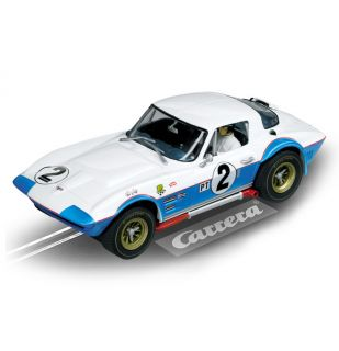 Carrera Digital 124 23729   Chevrolet Corvette Grand Sport 12h Sebring