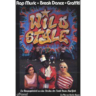 Wild Style   Movie Poster / Plakat   69 x 102 cm Küche