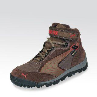 Puma GORE TEX Boots, Groesse 33, schokobraun Schuhe