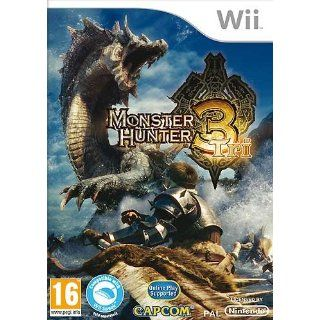 WII MONSTER HUNTER TRI 2128354 Games