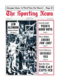 UCLA Bruins Lew Alcindor   January 21, 1967 Posters