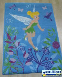Kinderteppich *Fairy Friendship* FAIRIES 95x133 cm Spielteppich FA10