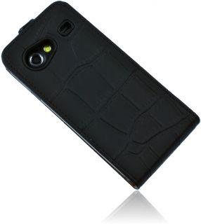 Premium Handy Tasche Samsung Galaxy S Advance Flip Case Schutzhülle