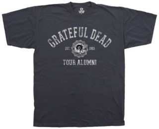 Grateful Dead   GD Tour Alumni T Shirt