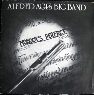 LP / ALFRED AGIS BIG BAND / AUSTRIA / RARITÄT /