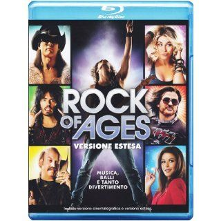 Rock of ages [Blu ray] Tom Cruise, Julianne Hough, Diego