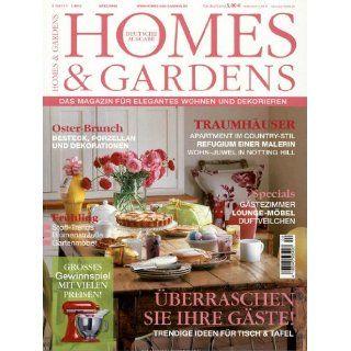 HOMES & GARDENS DEUTSCHE AUSGABE [Jahresabo] Zeitschriften