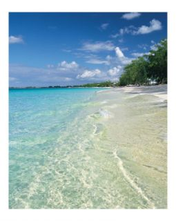 Seven Mile Beach Photographic Print by Anne Flinn Powell