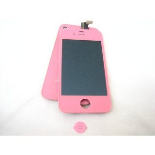 Apple iPhone 4 G 4G ~ Pink Full LCD Display + Touch Screen Digitizer