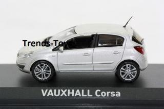NOREV 04240 143 Vauxhall Opel Corsa VXR silber