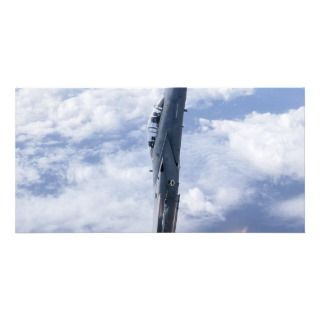 15 Fighter Jet Vertical Deploy Photo Cards