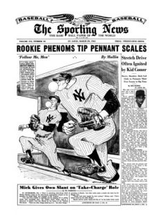 New York Yankees OF Mickey Mantle   March 29, 1961 Prints