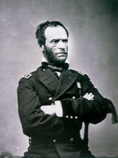 General William T. Sherman Photographic Print