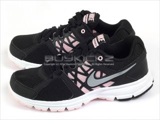 Nike Wmns Air Relentless 2 MSL Black/Metallic Cool Grey Pink White