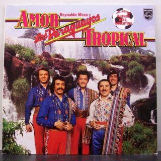 Reynaldo Meza & Los Paraguayos   Amor Tropical
