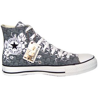 CONVERSE SCHUHE ALL STAR CHUCKS EU 39 6 ALOHA HAWAII GRAU SKULL