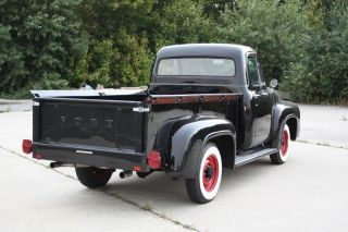 Keep on Truckin ! Ford F 250 Conventional Pickup Truck aus 1954 wie