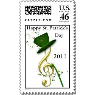 Personalized St. Patricks Day Party Invitations