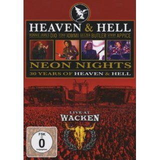 Heaven & Hell Neon Nights   Live at Wacken   30 Years of Heaven