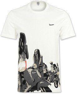 Adidas D Vespa 2 T Shirts Sport & Freizeit