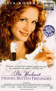 Die Hochzeit meines besten Freundes [VHS] Julia Roberts, Dermot