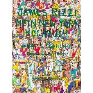 Mein New York Kochbuch James Rizzi, Peter Bührer Bücher