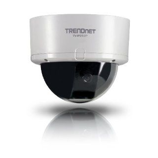 TRENDnet SecurView PoE Dome Internet Camera TV IP252P