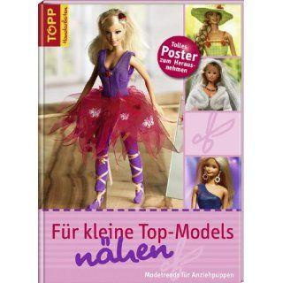 Für kleine Top Models nähen Modetrends für Anziehpuppen