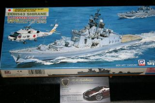 Pit Road Skywave J 6 JMSDF DD H143 Shirane 1/700 scale kit