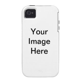Valentines Day Gifts Create Your Own Custom Vibe iPhone 4 Case