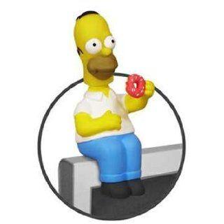 Simpsons Wackelkopf Figur Computer Sitter Homer 13 cm