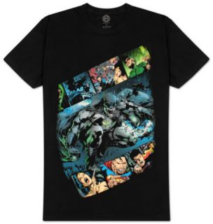 DC Comics   Comic Strip Shirts