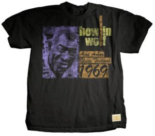 Howlin Wolf   Ann Arbor T shirts by Jim Marshall