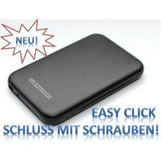 Ultra Slim USB 2.0 ALU externes Gehäuse für 2,5 SATA