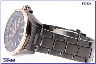 SEIKO 5 Sports Special Edition automatic Herren Uhr gents watch