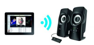 Trust eeWave Wireless Bluetooth Audio Link Lautsprecher: