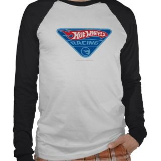 Hot Wheels Racing Flame Logo T Shirts