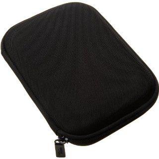 Basics Hartschalenetui für 5 Zoll GPS Geräte schwarz