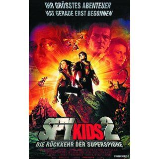 Spy Kids 2   Die Rückkehr der Superspione [VHS] Antonio Banderas